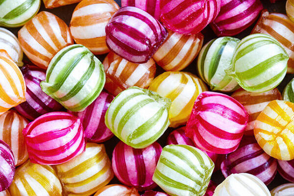 worst food sweets and candies