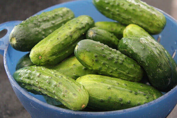 worst food pickles