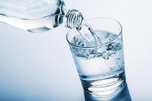 water is good food for your teeth health